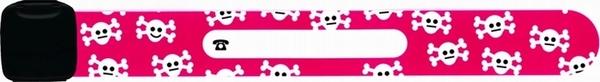 Infoband Pirates - Pink